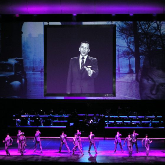 Sinatra: His Voice. His World.<br />His Way.