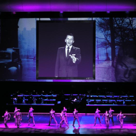 Sinatra: His Voice. His World.<br />His Way.