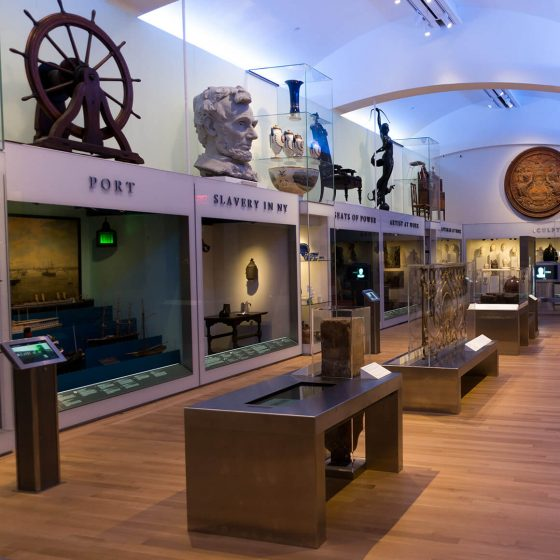 New-York Historical Society Luce Center